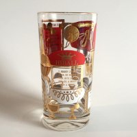 【Vintage】cocktail tumbbler glass カクテル タンブラーグラス