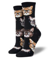 【SOCK SMITH】KITTENSTER SOCKS レディースソックス