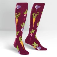 "【Sock it to me】""Turnip The Beet""レディースソックス"