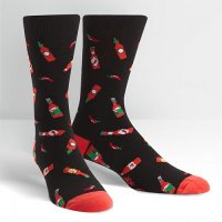 "【Sock it to me】""Hot Sause"" メンズソックス"