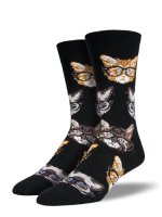 【SOCK SMITH】KITTENSTER メンズソックス
