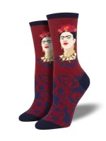 【SOCK SMITH】FEARLESS FRIDA SOCKS レディースソックス <img class='new_mark_img2' src='https://img.shop-pro.jp/img/new/icons12.gif' style='border:none;display:inline;margin:0px;padding:0px;width:auto;' />