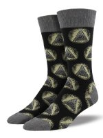 【SOCK SMITH】ILLUMINATI メンズソックス<img class='new_mark_img2' src='https://img.shop-pro.jp/img/new/icons12.gif' style='border:none;display:inline;margin:0px;padding:0px;width:auto;' />