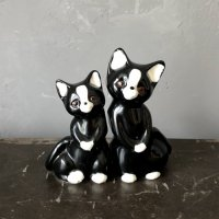 【Vintage】Cat salt&pepper
