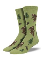 【SOCK SMITH】BIGFOOT GREEN メンズソックス