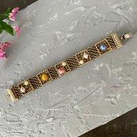 【Vintage】Mesh Bracelet メッシュブレスレット