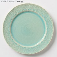 【Anthropologie】Old Havana Dinnerware オールドハバナディナープレート<img class='new_mark_img2' src='//img.shop-pro.jp/img/new/icons60.gif' style='border:none;display:inline;margin:0px;padding:0px;width:auto;' />