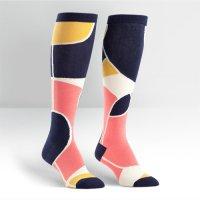 """Sock it to me """"Art Deco""""レディスソックス アールデコ"""