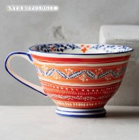 【Anthropologie】Saga Mug サガマグ レッド