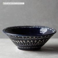 【Anthropologie】Koegi Bowl コエギボウル ネイビー