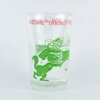 【American Vintage】The Archie Show Glass アーチーでなくっちゃ!グラス グリーン from Portland