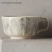 【Anthropologie】Marbled Ink Mug  マーブルインクマグ