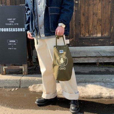 FOURSEASONS × oilco 巾着Bag