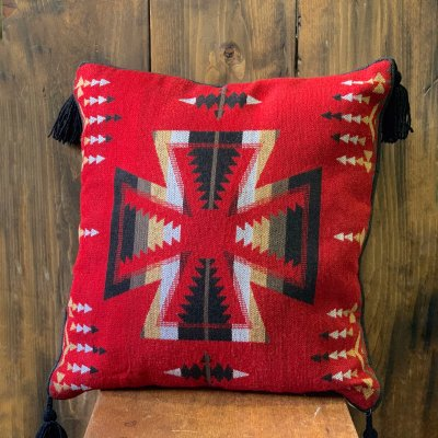 Chimayo Motif Cushion cover / RD