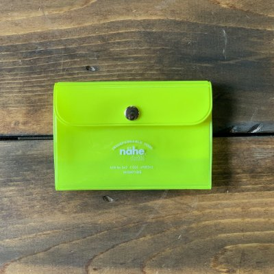 nahe Card Case / Yellow