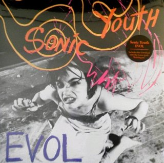 LP)Sonic Youth/Evol(new) - use...