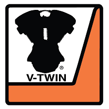 V-TWIN ハンドコントロール周辺