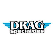 DRAG ブラック スポーツスター ブレーキホース