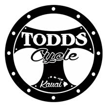 Todd'sサイクル フットペグ
