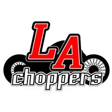 LA チョッパー マフラー