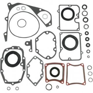 ジェームスガスケット トランスミッションガスケットキット 84-99 ビッグツイン DS-173243