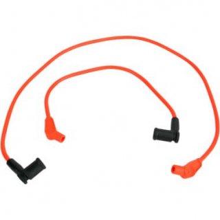 テーラー 8MMプラグワイヤ オレンジ 09-16ツーリング 2104-0161