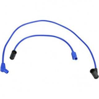 テーラー 8MMプラグワイヤ ブルー 84-99ソフテイル/91-98ダイナ/65-84FL,FX DS-242349