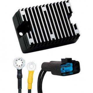 A アクセル SOLID STATE レギュレーター ブラック 2000 FXST/FLST 668023