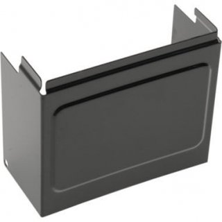 ドラッグスペシャリティーズ バッテリーカバー ブラック 97-05 FXD,99-04 FXDX 2113-0495