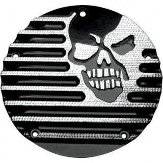 コビントン ダービーカバー MACHINE HEAD ブラックダイアモンド 2016-20 ツーリング1107-0494