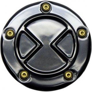 カールブローハード BOMBER シリーズ ポイントカバー ブラック 1999-2017 ツインカム 0940-1501