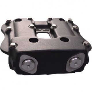 EMD XR TRACKSTER ロッカーボックスカバー ブラックカット 86-03スポーツスター 0940-1549