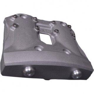 EMD SHOVEL スタイル ロッカーボックスカバー アルミ無垢 84-99EVOビッグツイン 0940-1537