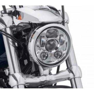 ハーレー純正 デイメーカー プロジェクター LEDヘッドランプ 5-3/4インチ クロームマルチ 67700144A