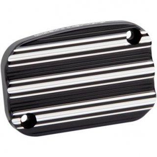 アレンネス クラッチマスターシリンダーカバー 10-Gauge ブラック 2014-16ツーリング油圧クラッチ車 03-235
