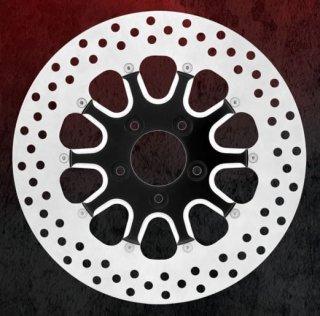 エクストリームマシン LAUNCH ランチ  フロントブレーキディスク 11.5インチ 0133-1522XLAS