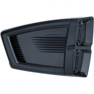 クリアキン HYPERCHARGER ES エアクリーナーキット ブラック 08-17ツインカムの電子スロットルモデル 1010-2360