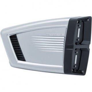 クリアキン HYPERCHARGER ES エアクリーナーキット ブラック&クローム 99-17ビッグツイン CV/EFI ケーブルスロットル車 1010-2358