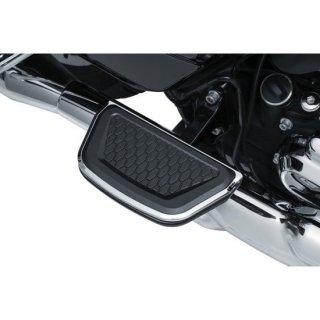 クリアキン HEX ヘックス フロアボード パッセンジャー クローム 93-19ツーリング 1621-0901