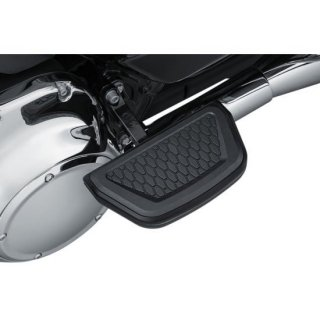 クリアキン HEX ヘックス フロアボード パッセンジャー サテンブラック 93-19ツーリング 1621-0902
