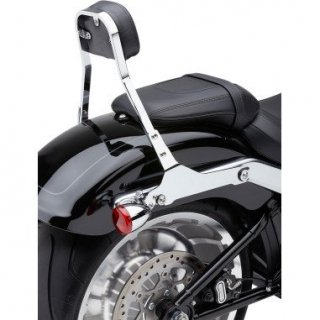 コブラ デタッチャブル スクエアシーシーバー キット 11インチ クローム 2018-19 ソフテイルFLFB/ FXBR 1501-0599