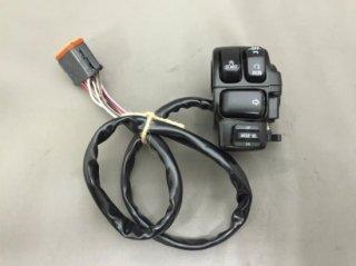 【中古 】ハーレー純正 スイッチボックス一式 右側 1996-2006モデル スイッチボタン 4つ