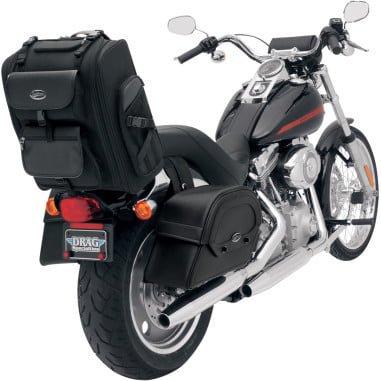 サドルマン S2200E エキスパンダブル シーシーバーバッグ 容量拡張機能&携帯ダッフルバッグ付き 3515-0080
