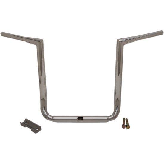 ロスアンジェルス チョッパー 1.5インチ径 グランデTWIN PEAKS ツーリング 18インチ クローム 2014-20 FLHT/FLHXとトライク 0601-4630
