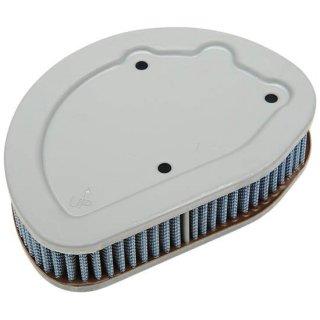 DRAG製 純正エアクリーナー用エアフィルター 互換品 洗浄可 14-16  ツーリング 1011-4202