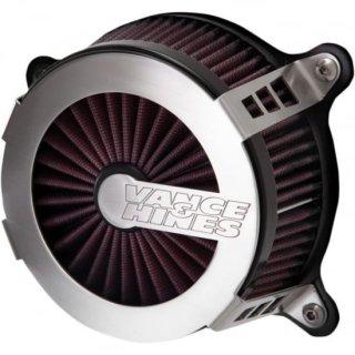 バンスアンドハインズ VO 2 CAGE FIGHTER エアインティークキット 08-17ツインカムの電子スロットルモデル 1010-2516
