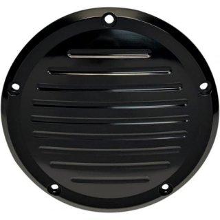 プロワン ダービーカバー Ball-milled ブラック 2016-20 ツーリング 1107-0628