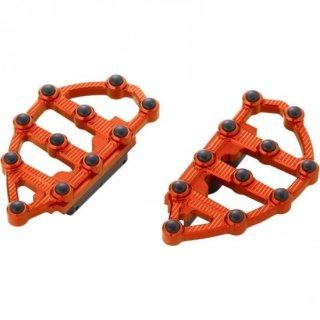 アレンネス MX フロアボード パッセンジャー 93-19ツーリング オレンジアノダイズ 1621-0997
