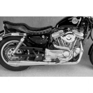 サンダーヘッダー2in1 クローム 86-03 スポーツスター ミッドコン TH1012