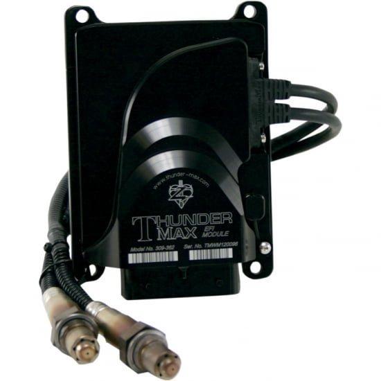 ジッパーズ サンダーマックス ECM オートチューン EFI 08-13 ツーリング 1020-0836
